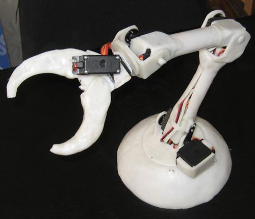 Самодельные роботы и кибернетика