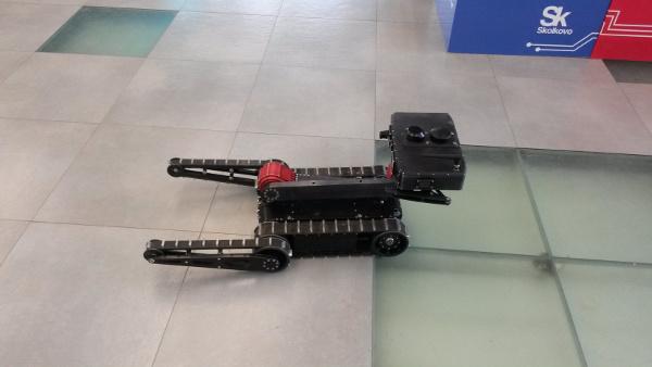 Skolkovo Robotics 2015