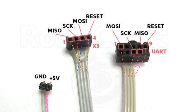 Делаем Isp программатор из Arduino Arduino Robocraft