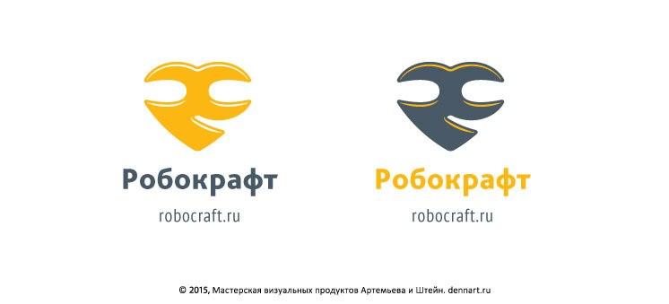 РобоКрафт логотип