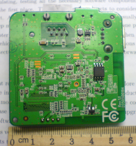 Исследование Wi-Fi-роутера TP-LINK TL-MR3020 / Электроника