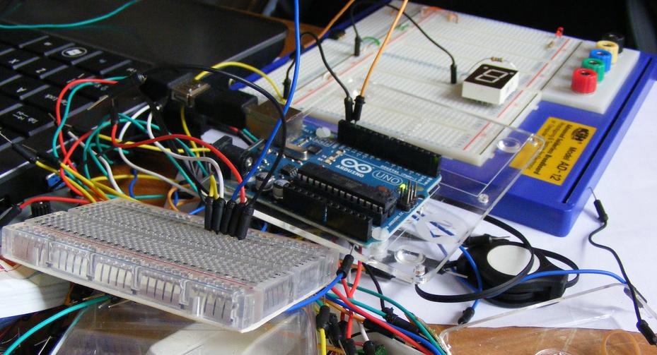 прототипирование на Arduino
