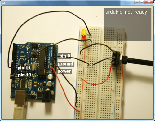 usb - Standard Firmata with Xbee communication - Arduino