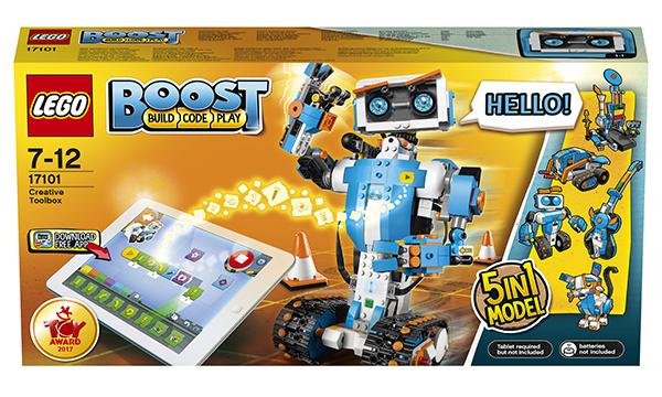 Коробка LEGO Boost 17101