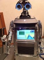 Loki - самодельный робот