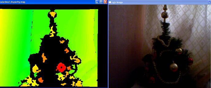 Kinect - начало работы - настройка OpenCV / Компьютерное ...