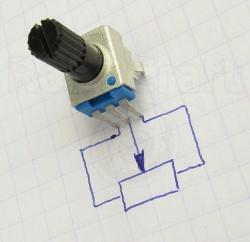Регулятор шим для светодиодов схема