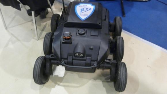 Пластун - робот-разведчик