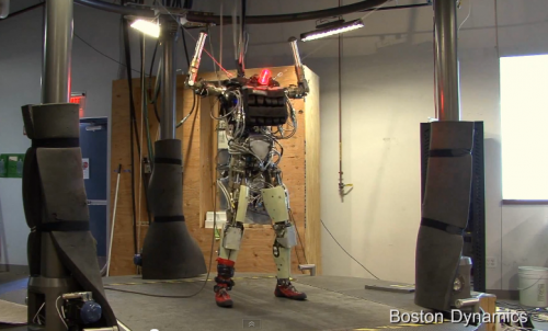 PETMAN - робот-андроид