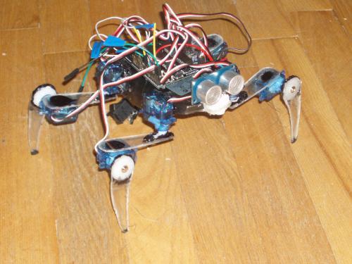Робот-четырёхног