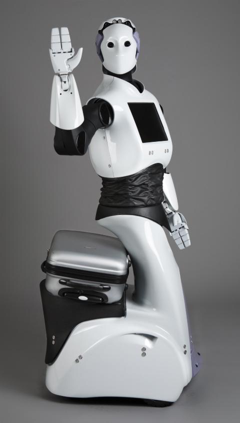 REEM - робот-андроид