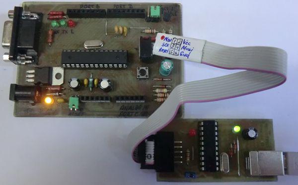 USB программатор для AVR!