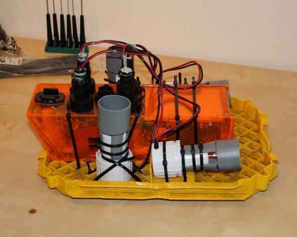 Nokken-3 — подводный