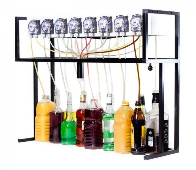 Bartendro - робот-бармен