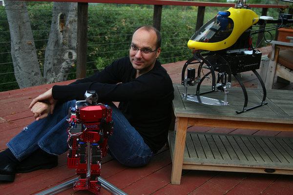 Энди Рубин и роботы