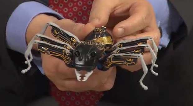 робот-муравей