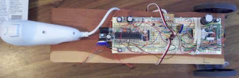 Балансирующий робот на Arduino и Wii