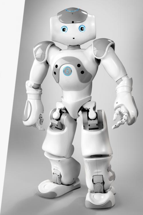 NAO - робот от Aldebaran Robotics