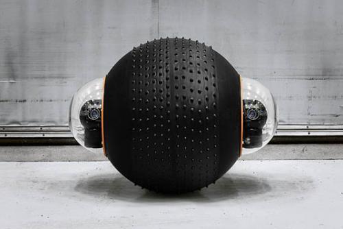 GroundBot - робот-охранник