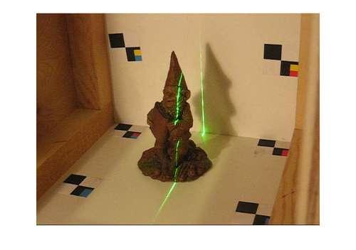 Самодельный 3D-сканер