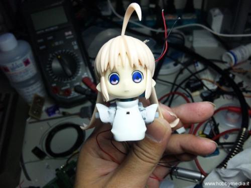 Роботы из игрушек