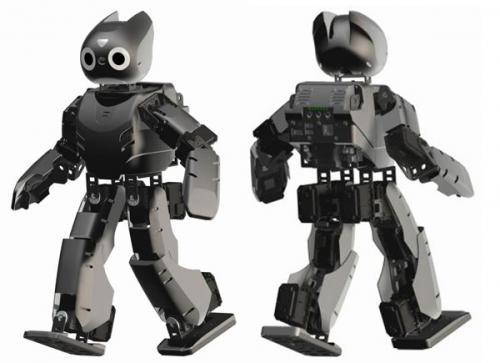 DARwIN-OP - open source robotics