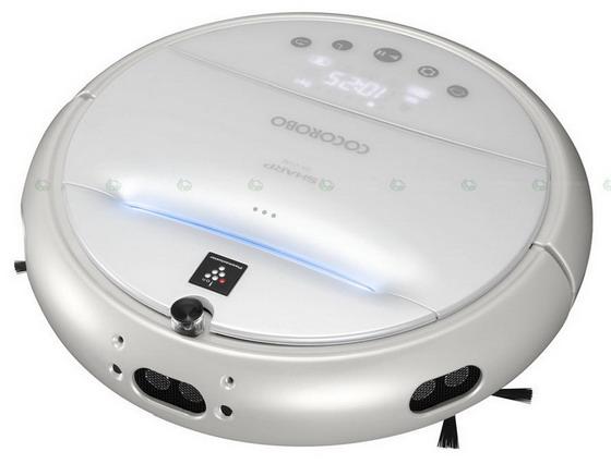 робот-пылесос Cocorobo