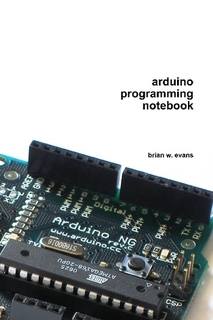 Arduino programming notebook