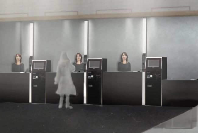В Японии собираются открыть отель с персоналом из роботов