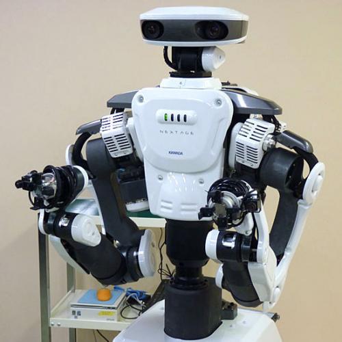 Nextage — гуманоидный промышленный робот