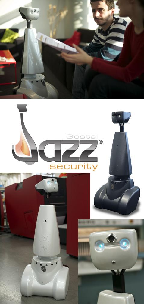 робот Jazz