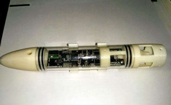 NanoSeeker - микро- подводный