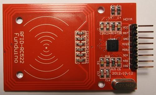 RFID-модуль RC522