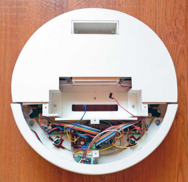 Как сделать робот-пылесос своими руками