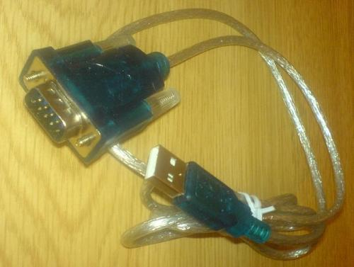 переходник USB2COM