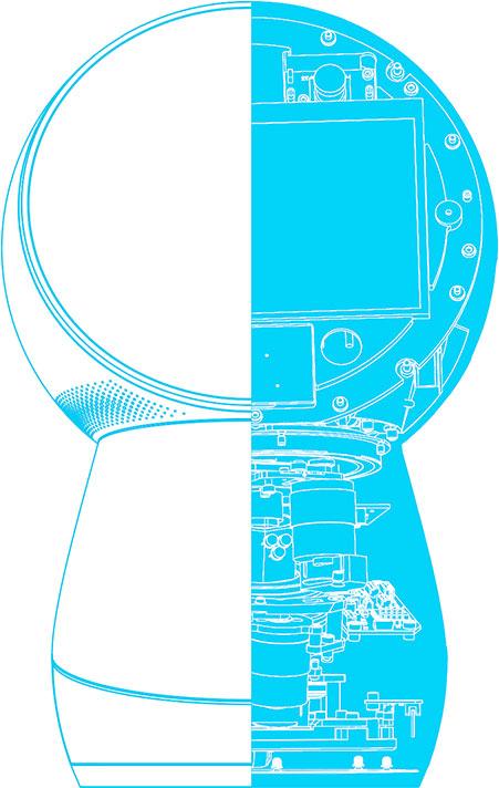 JIBO - семейный социальный робот