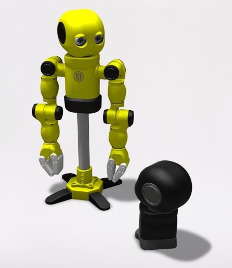 робот MAKI