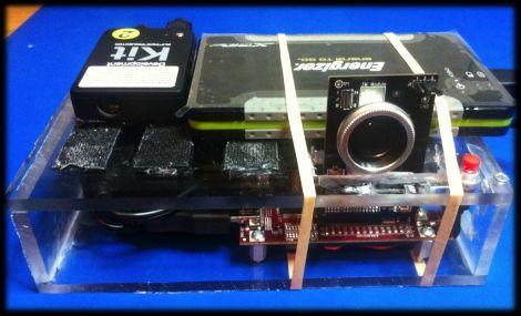 3D-камера а-ля Kinect