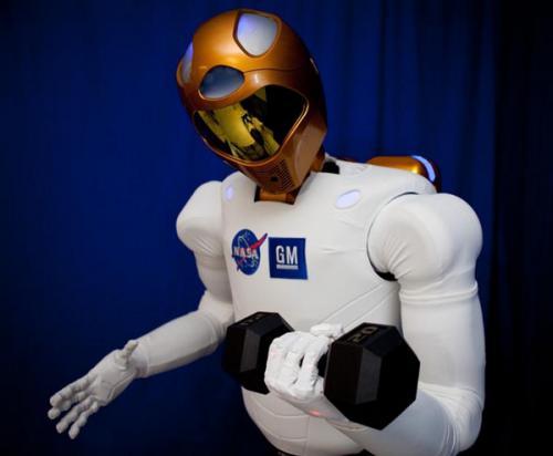 Robonaut 2 - робот-космонавт