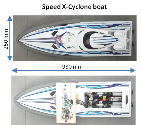 Робо-лодка на базе Arduino