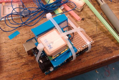 GPS-трекер из Arduino