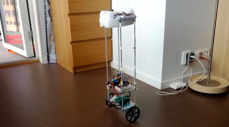 Балансирующий робот на Arduino
