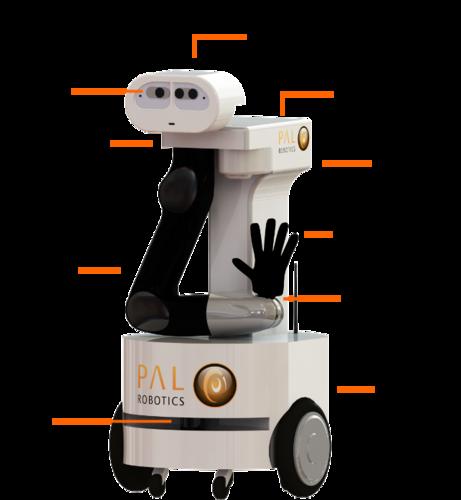 робот TIAGo