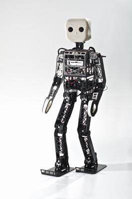 Робот-андроид NimbRo-OP