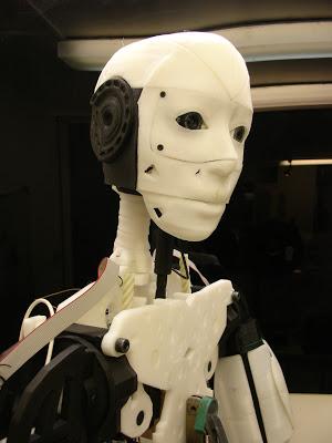 InMoov - робот-андроид