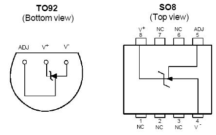 LM335 — это стабилитрон с