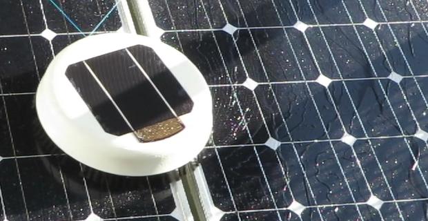 Scrobby Solar - робот для чистки солнечных батарей