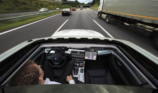 BMW представила свою версию робота-автомобиля