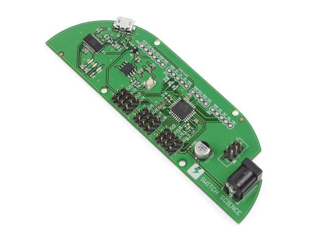 Arduino для робота RAPIRO