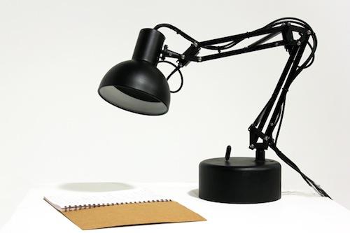 Pinokio - робо-лампа